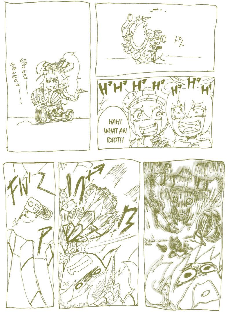 Raniko's artwork sh*tposting Cosmic10