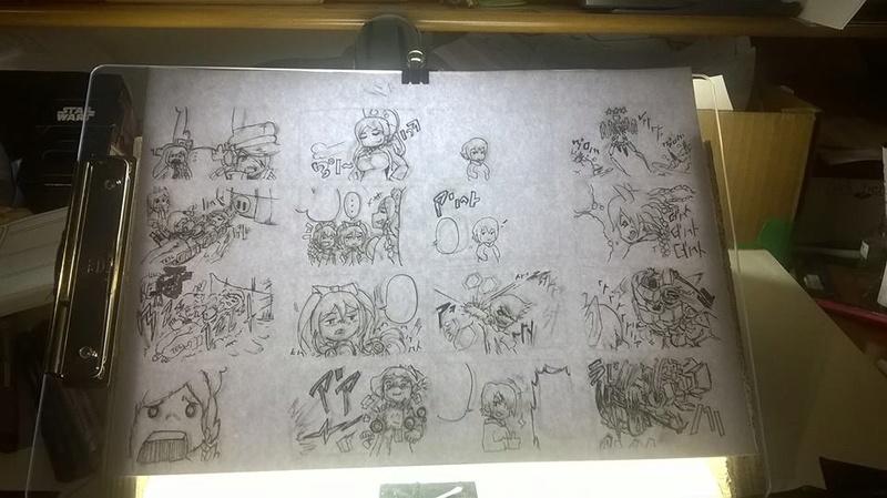 Raniko's artwork sh*tposting Wip10