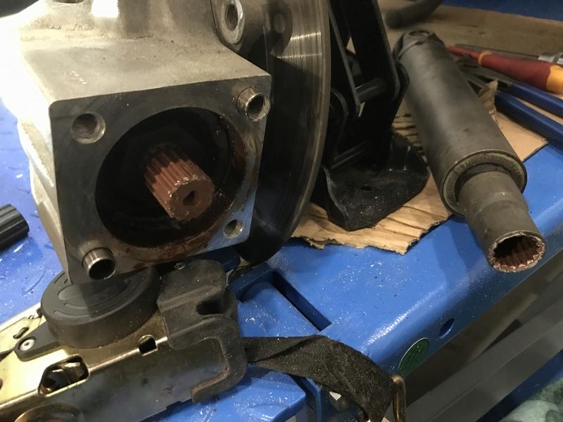 Spline lube after 45 th km Dce4ba10