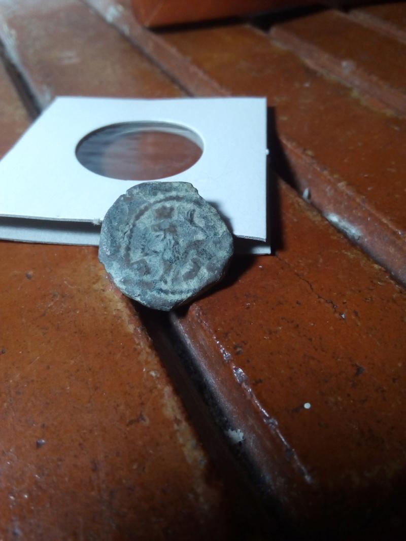 Dos maravedís Felipe II ceca de Segovia Img_2040