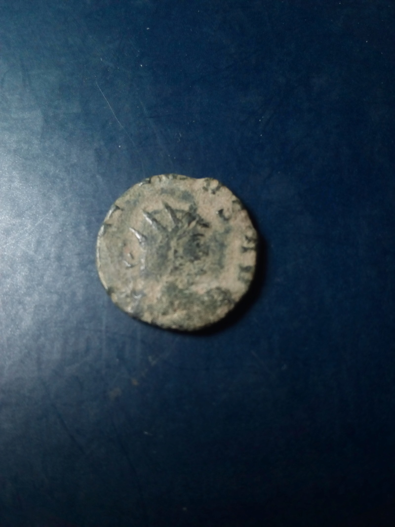 Antoniniano de Galieno. CONSERVAT PIETAT.  Roma Img_2114