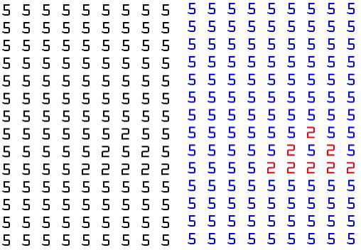 Synesthésies et zébritude - Page 12 Numeri10