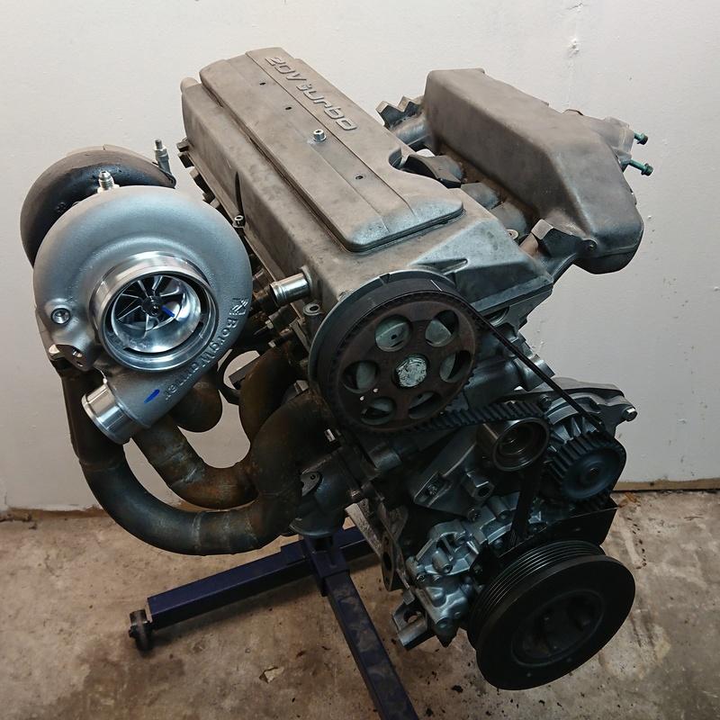Krille_cox - Ford sierra med Audi 2.2t spis  Img_2010