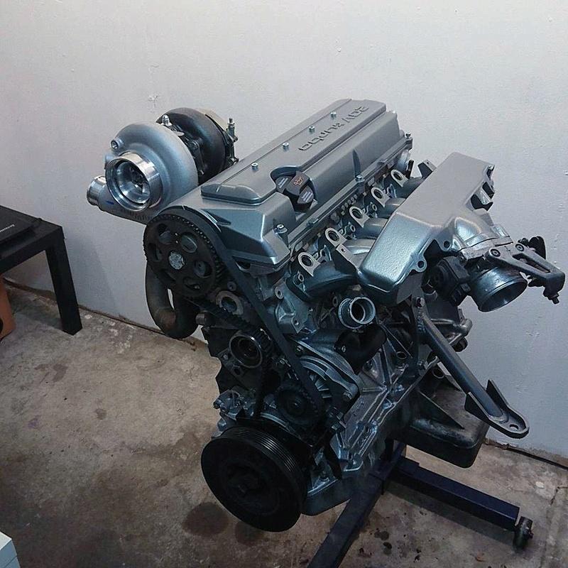 Krille_cox - Ford sierra med Audi 2.2t spis  Img_2011
