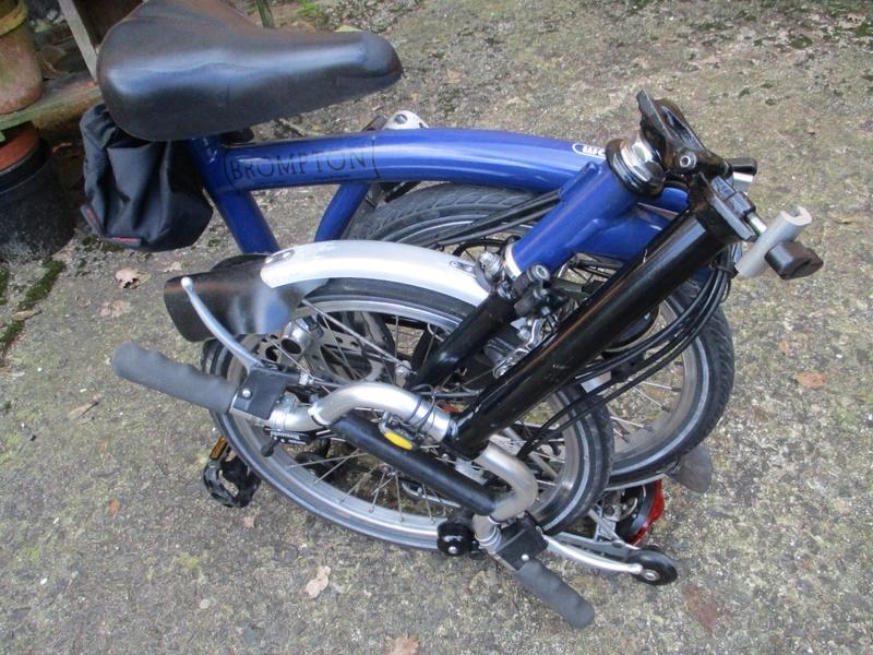 [VENDU] Brompton bleu 6 vitesses (Belgique environ BXL) Brom0011