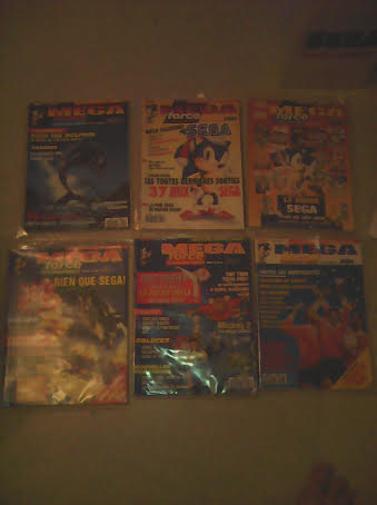 ma collection 8 bits  ms. et g.g Segga_40