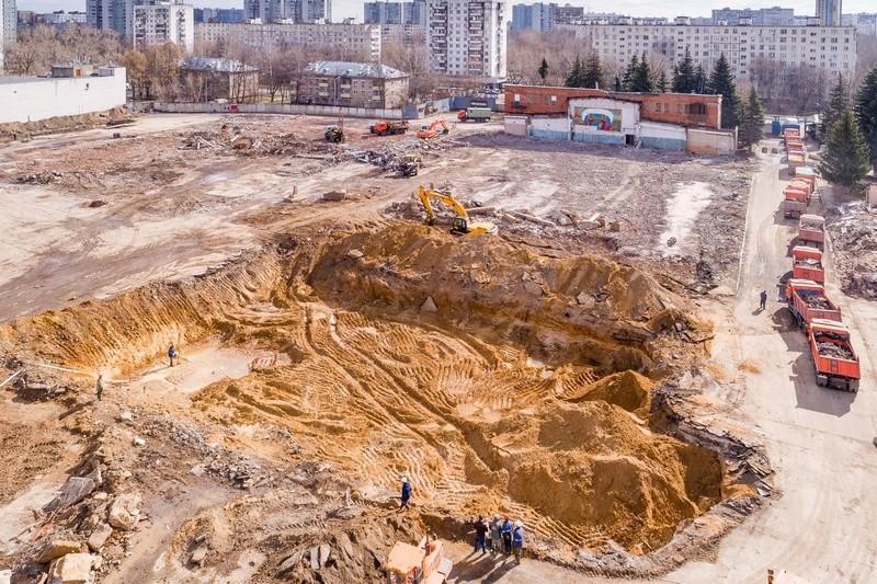 «Нормандия» – современный жилой комплекс комфорт-класса на северо-востоке Москвы от Эталона 101110