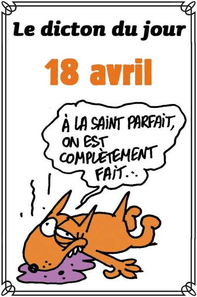Le bonjour du jour - Page 11 Dicton10