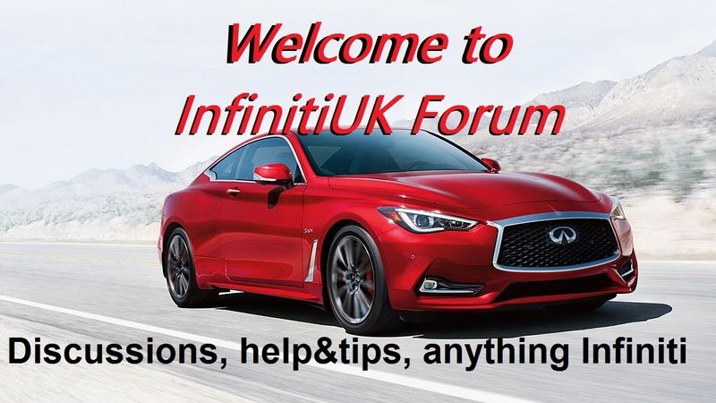 Infiniti UK Forum