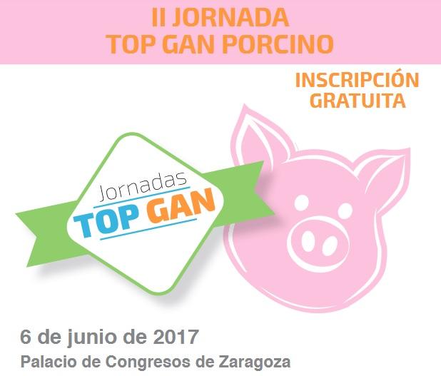 II JORNADA TOP GAN PORCINO 6 de junio de 2017- Palacio de Congresos de Zaragoza Topgan10