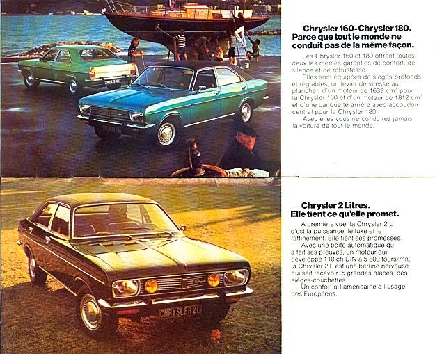 CATALAGO CHRYSLER SIMCA AÑO 1976 76-11111