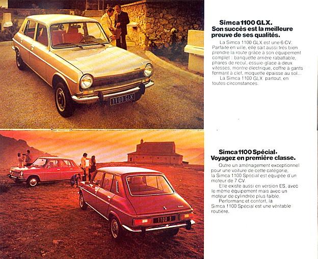 CATALAGO CHRYSLER SIMCA AÑO 1976 76-51011