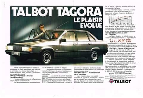 ANUNCIO TALBOT TAGORA DOS CARAS EN FRANCES  Fb_img24