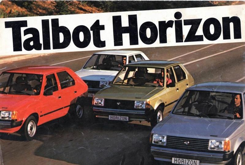 CATALOGO TALBOT HORIZON ESPAÑA 1981 Img15410