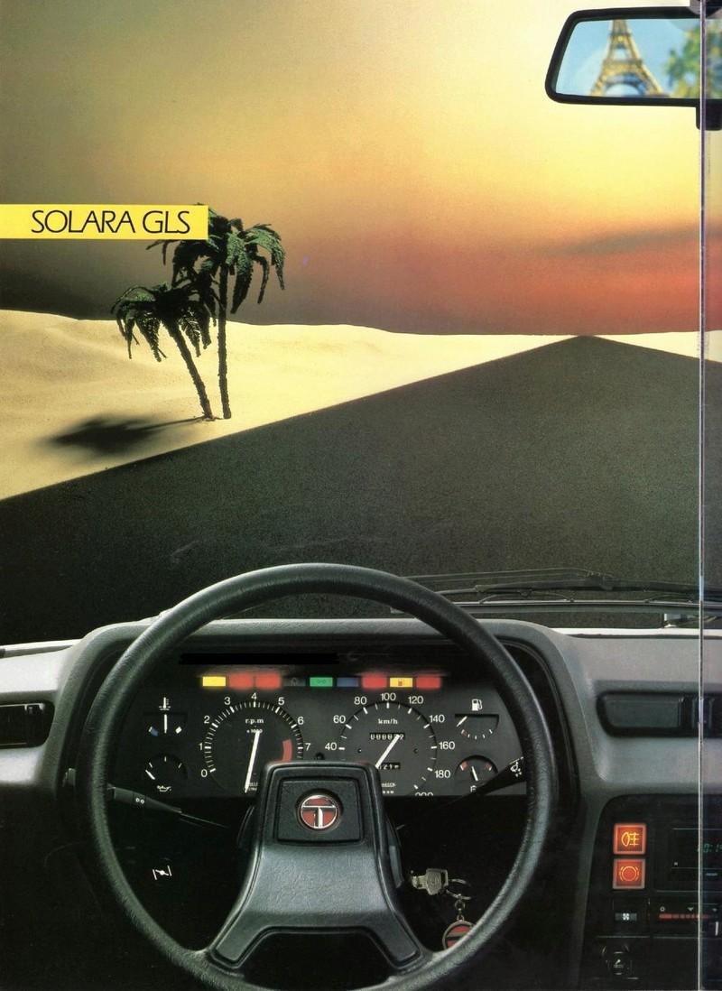 CATALOGO TALBOT SOLARA AÑO 1984 EN HOLANDES  Img22810
