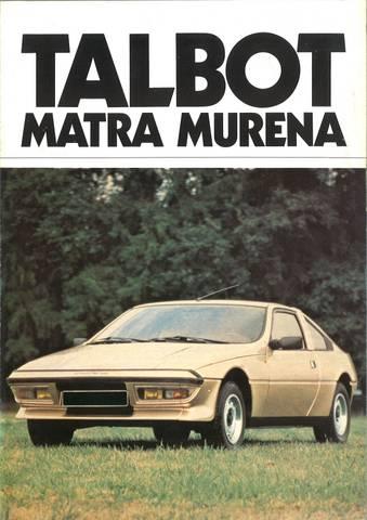 TALBOT MATRA MURENA ITALIA Tnmure10