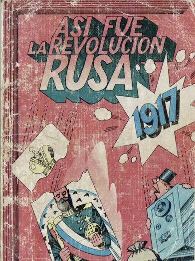 Así fue la revolucion rusa.  Cómic sobre la revolucion de octubre. Asi_se10