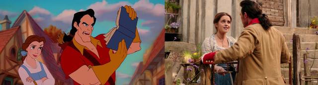 Belle 1991 VS Belle 2017 Belle014