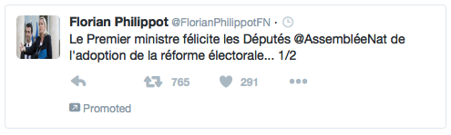 Florian Philippot Adparl67