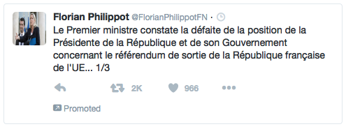 Florian Philippot Adparl69