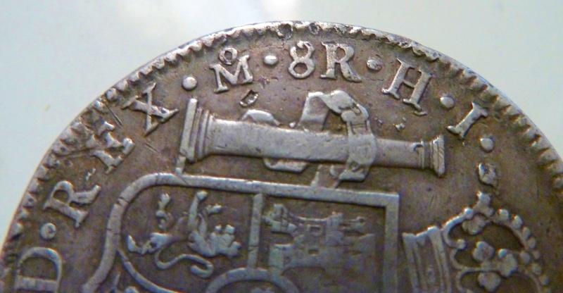 8 reales 1809. Fernando VII. México (HJ) P1120717