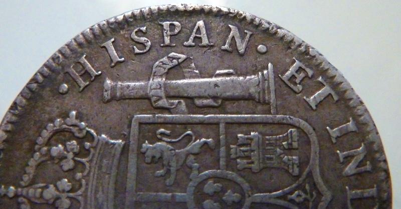 8 reales 1809. Fernando VII. México (HJ) P1120718