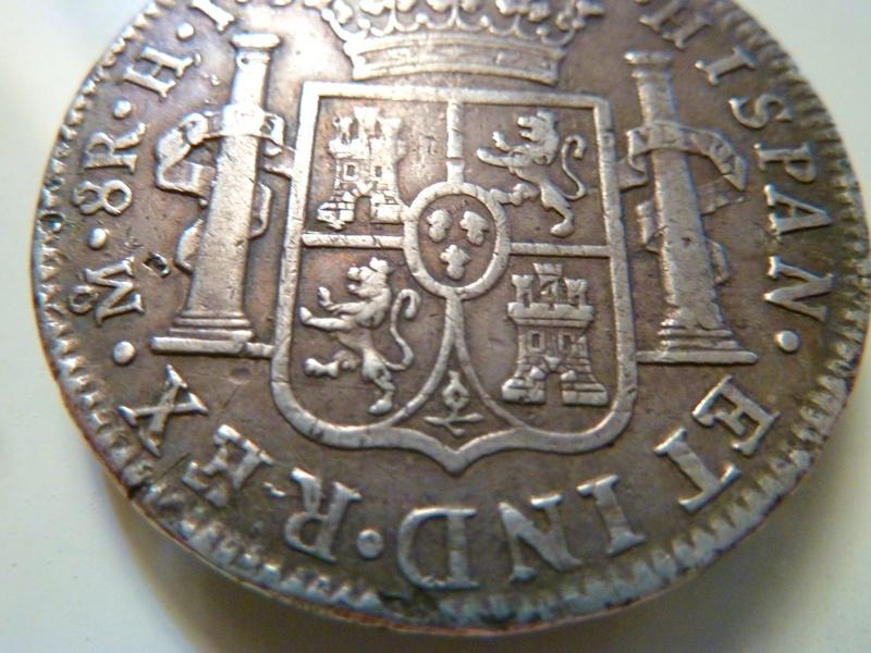 8 reales 1809. Fernando VII. México (HJ) P1120719