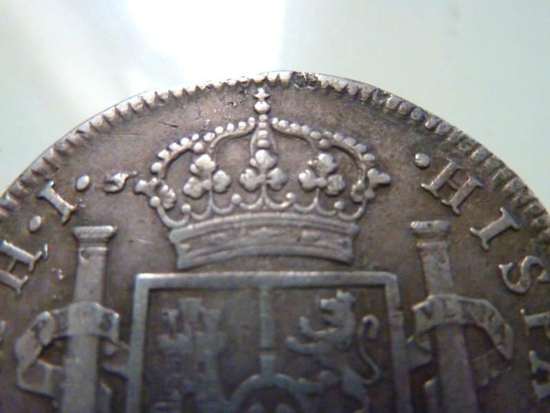 8 reales 1809. Fernando VII. México (HJ) P1120720
