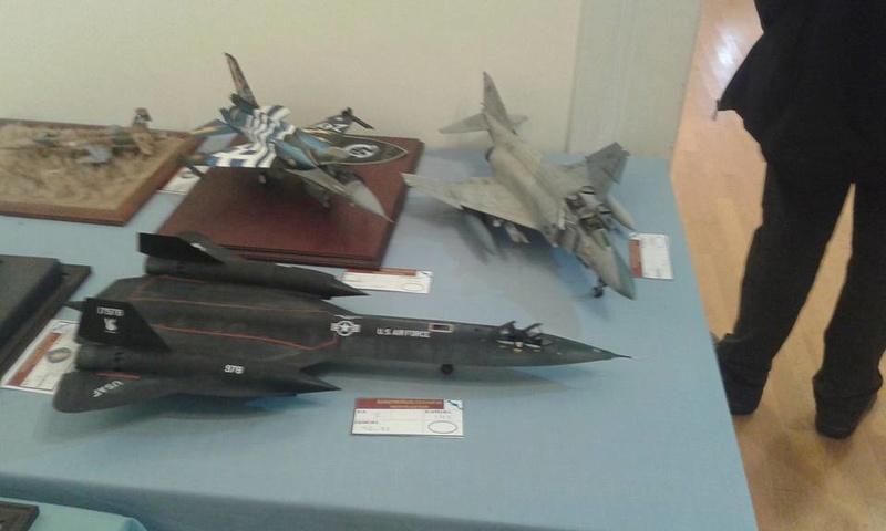 SR-71 Blackbird 1/48 Italeri/Testors 17202710