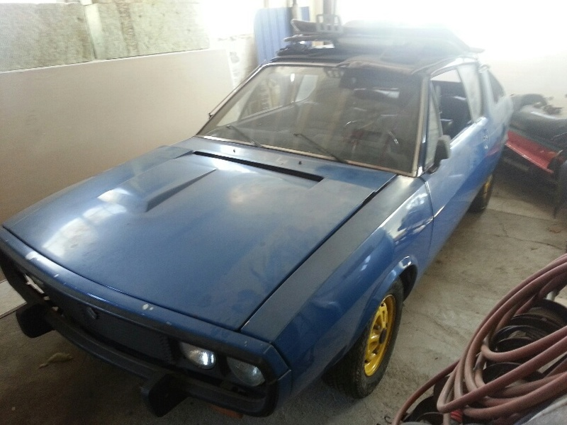 R17 and Alpine A310 for sale in Canada-10,000 euros for both 20170324