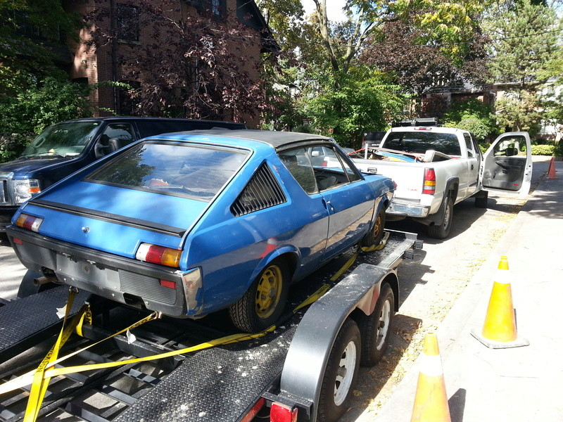 R17 and Alpine A310 for sale in Canada-10,000 euros for both Renaul10