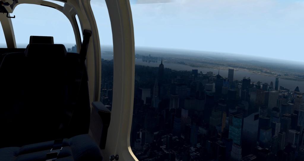 [XP11] Tour por Manhattan de Bell 407 1310