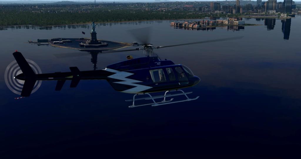 [XP11] Tour por Manhattan de Bell 407 1910