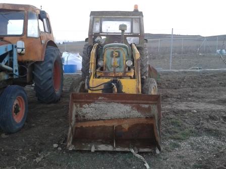 [John Deere 1630 1978] Presentación del tractor 20170211