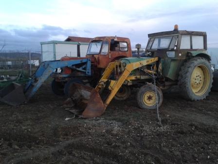 [John Deere 1630 1978] Presentación del tractor 20170212