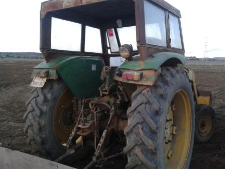 [John Deere 1630 1978] Presentación del tractor 20170213