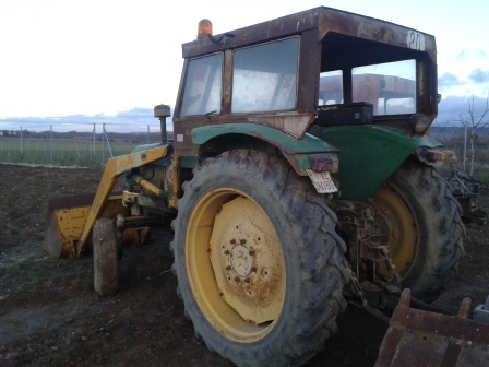[John Deere 1630 1978] Presentación del tractor 20170214