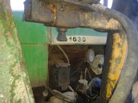 [John Deere 1630 1978] Presentación del tractor 20170215
