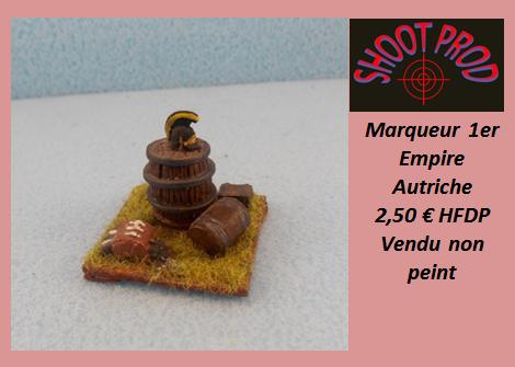 Wargame Marqueur Autriche 1ok15
