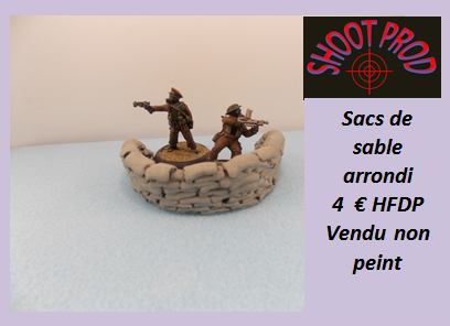 Sacs de sable arrondi 1ok16