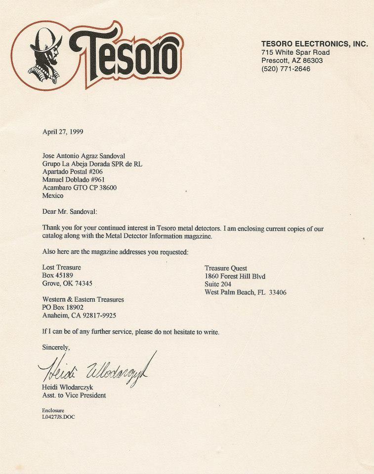 Colección de cartas empresas detección 25342212