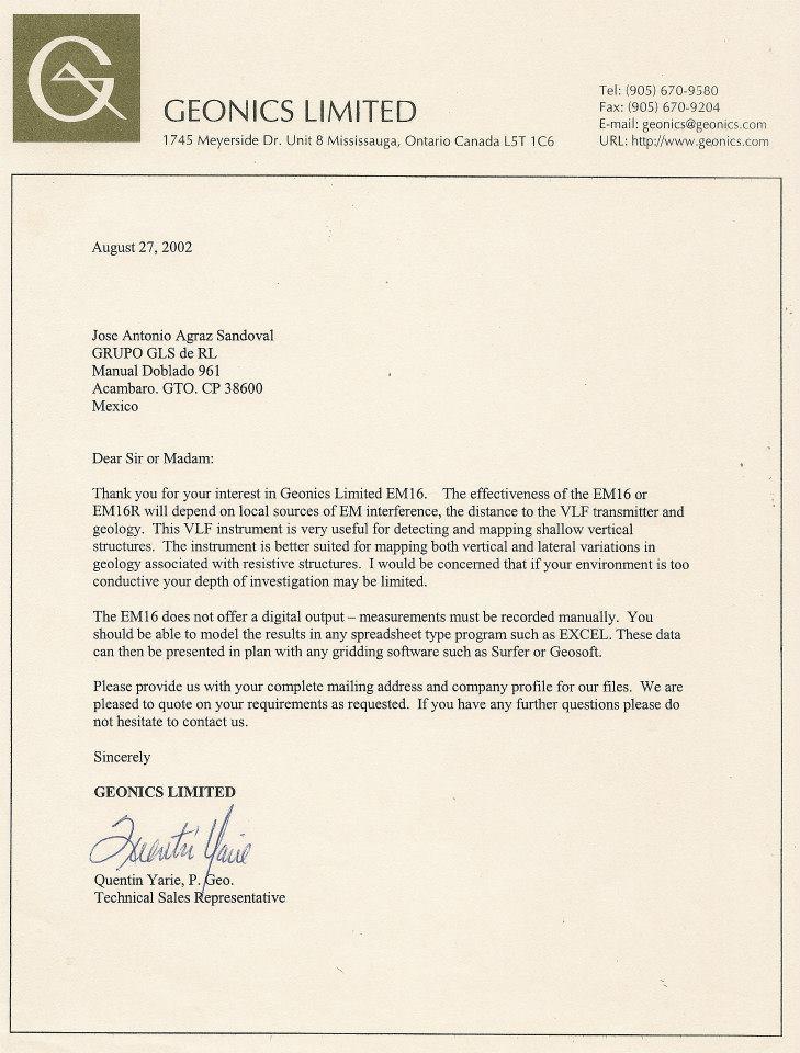 Colección de cartas empresas detección 32023711