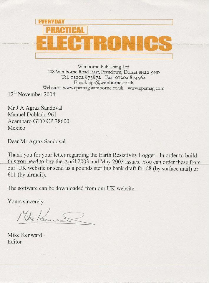 Colección de cartas empresas detección 56321011