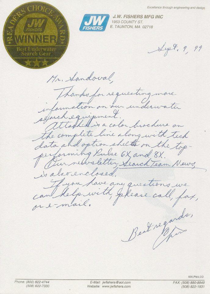 Colección de cartas empresas detección 60318411