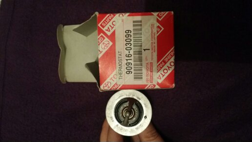 3L thermostat gasket 14896810