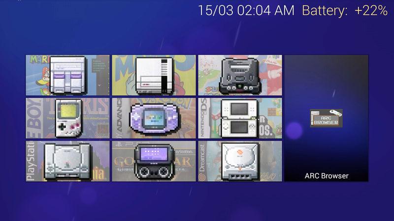 """GPD-XD """"Big Screen"""" Mode 04_63n10"""
