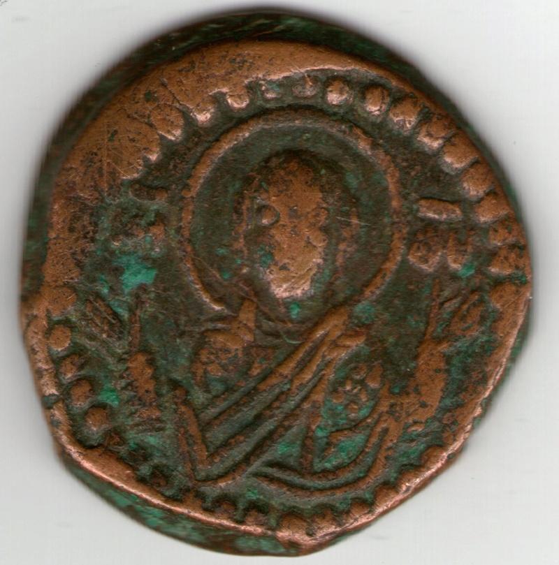 Follis anónimo atribuido al reinado de Romano IV Smg_7610