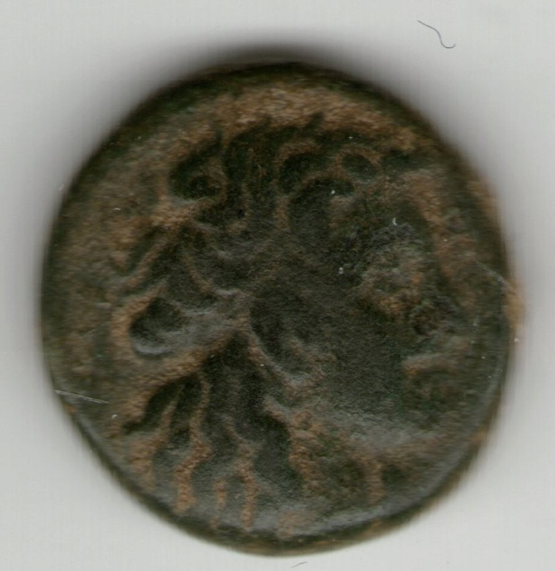 PTOLOMEO I SOTER. AE 15 Smg_7612
