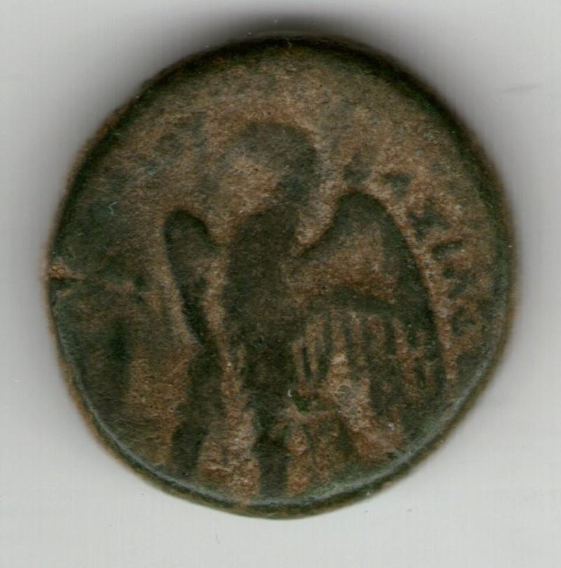 PTOLOMEO I SOTER. AE 15 Smg_7613