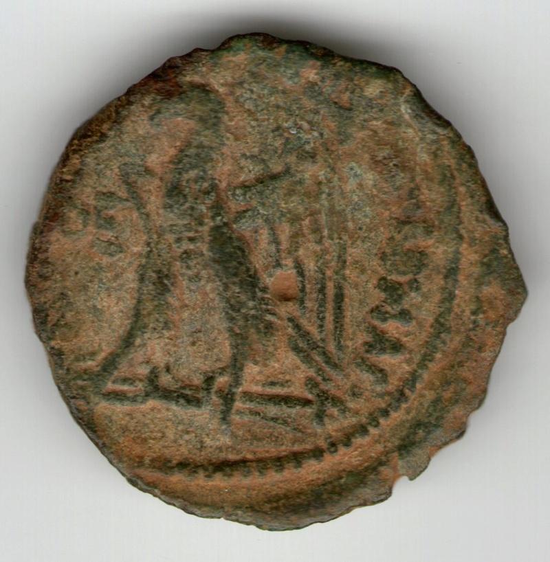 Ptolemo VI AE 18 Smg_7617